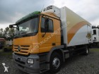 used Scania tarp truck
