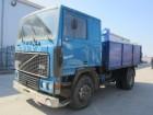 camión Volvo F12 - 320 (FULL STEEL SUSPENSION)