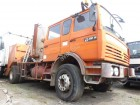 used Renault chemical tanker truck
