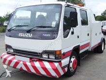 used Isuzu  tow truck