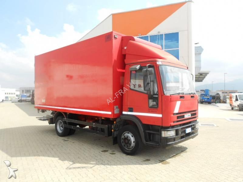 Camion Iveco frigo Carrier monotemperatura Eurocargo 120E23 4x2