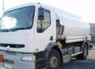 used Renault oil/fuel tanker truck