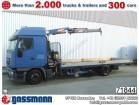 Iveco 190E40 4x2 mit Kran PM 1027 E11 Standheizung/NSW truck