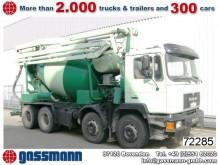 camión MAN 33.292 8x4, 2x VORHANDEN!