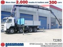 camión Volvo FM 12-480 8x4 mit Kran PM 63026 SP und Jip Klima