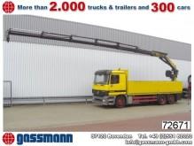 camion Mercedes Actros 2540L 6x2 mit Kran Palfinger PK 19000