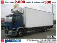 camion Iveco Eurocargo 150 E 27 7,4 m Kühlkoffer/LBW,