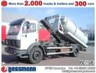 camion Mercedes SK / 1722 4x2 / 4x2