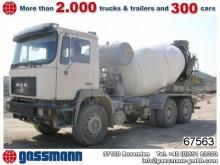 camion MAN 28.292 DF 6x4, Aufbau Gicalla