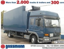 camion Mercedes Atego / 1218L 4x2 / 4x2 Standheizung/Klima