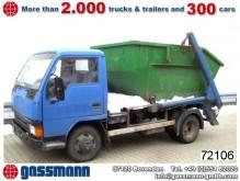 camión de asistencia en ctra Mitsubishi