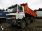 used Iveco three-way side tipper truck