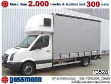 camion Volkswagen Crafter / 50 4x2 / 4x2 Standheizung/Klima