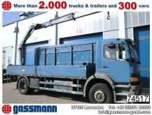 camion Mercedes Atego 1828 L 4x2 mit Kran Palfinger PK11001