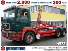 camion MAN 26.403 6x2, Marrell 26.70, AHK