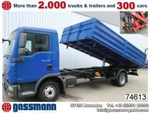 camion MAN TGL 12.180 BB 4x2 mit Kran Klima