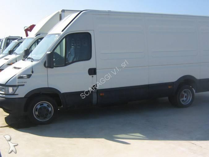 卡车 厢式货车 依维柯 二手图片