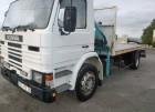 Scania M 93M210 truck
