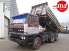 DAF 3300 TURBO INTERCOOLING 6X4 FULL STEEL SUSPENSIO truck