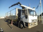 used Iveco standard flatbed truck