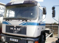 camion porte containers MAN occasion