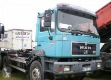 camión Ampliroll MAN usado