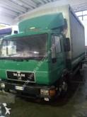 camion Teloni scorrevoli (centinato alla francese) cassone fisso MAN usato