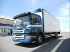 used Scania box truck