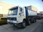 Volvo FL12 420 8x4 truck