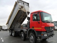 gebrauchter Mercedes LKW Kipper/Mulde Meiller Actros 4141 8x6 Diesel Euro 3 - n°884111 - Bild 1