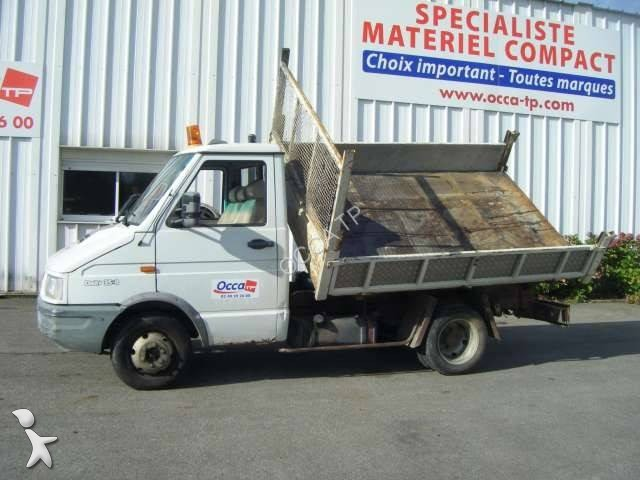 Camion Iveco Bi Benne Daily Occasion N 176 888255