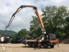 Iveco 330 35 6x4 / 28m Putzmeister truck