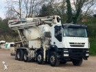 Iveco 380 8X4 Stetter Schwing 9m³ truck