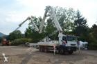 Iveco 410 EH 420 SERMAC 24m Mischer + pumpe truck
