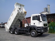 camion MAN TGS 33400 6X4 BB-WW