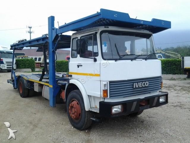 Camion iveco usato n 890276 - Portata massima camion italia ...