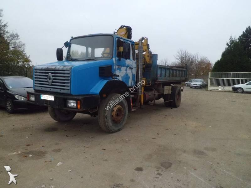 camion benne renault occasion c290 tracteur agricole. Black Bedroom Furniture Sets. Home Design Ideas