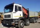 camión MAN 41.430