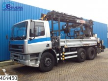 camion DAF 240 75 ATI, 6x2, Manual, Steel suspension