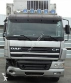 camion frigo monotemperatura DAF incidentato