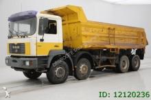 camión MAN 41.414 F2000 - 8 X 4