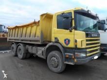 camion Scania R 124R360