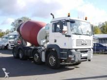 camion MAN TGA 32.360 Betonmixer 9 Kubik