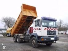 camion MAN 33.364 6x4 2 Seiten Kipper *Schaltgetriebe*
