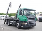 camion multibenne Scania occasion