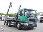 camión multivolquete Scania usado