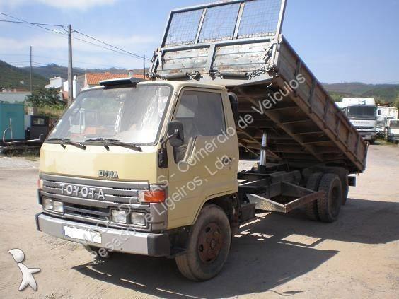 卡车 车厢 二手 toyota dyna 250 柴油