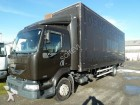 used Renault moving box truck