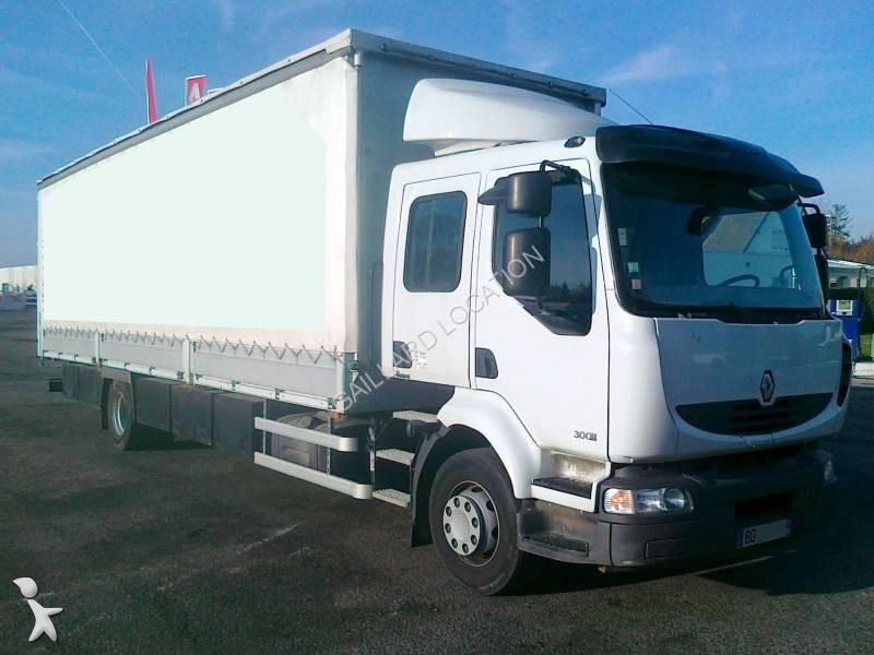 camion renault auto cole midlum euro 5 occasion n 955694. Black Bedroom Furniture Sets. Home Design Ideas