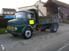 used Mercedes tipper truck